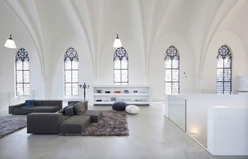 Crkva pretvorena u dom