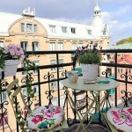 Cveće na balkonu
