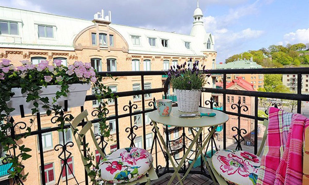 Neodoljive ideje za dizajn va�eg balkona | BravaCasa Magazin