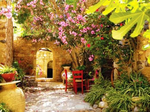 Cvetno dvorište