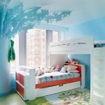 Plava dečja soba