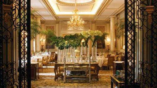 Luksuzan restoran hotela