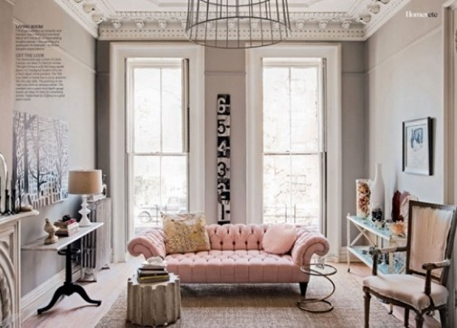 Dnevna soba modernog dizajna
