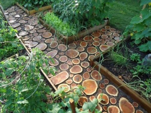Drvena staza