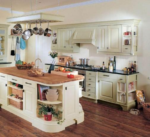 Drveni kuhinjski elementi