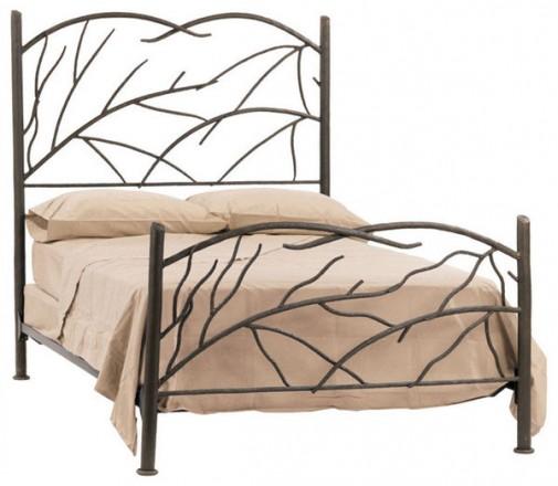Eklektički dizajn kreveta
