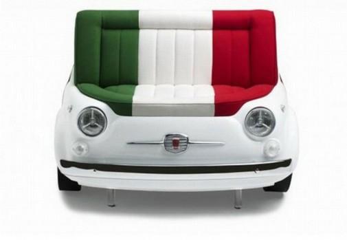 Fiat sofa