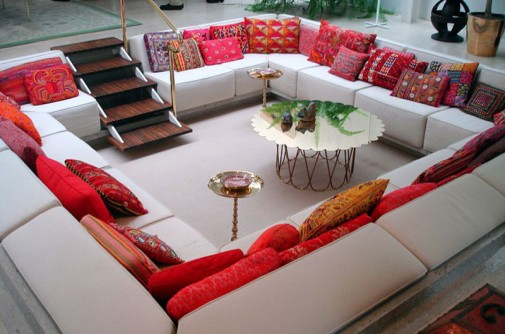 Garniture za sedenje