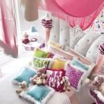 Glamurozna soba za devojčice