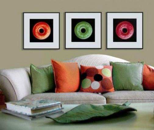 Jastuci zemljanih boja
