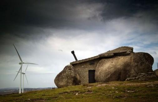 Kamena kuća u Portugalu