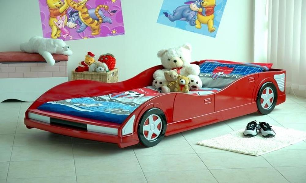 Krevet-trkacki-automobil