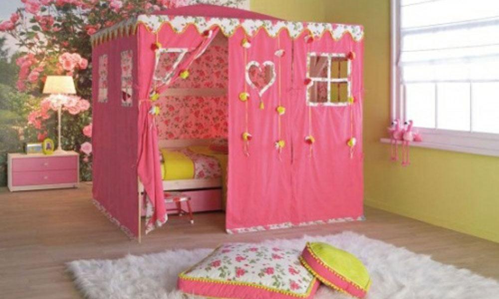 Krevet za dečju sobu