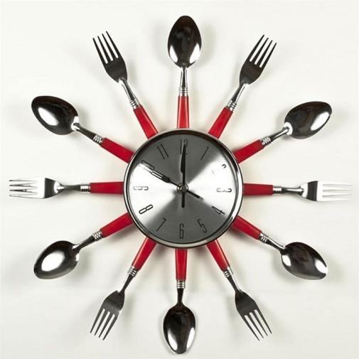 Kuhinjski sat od escajga