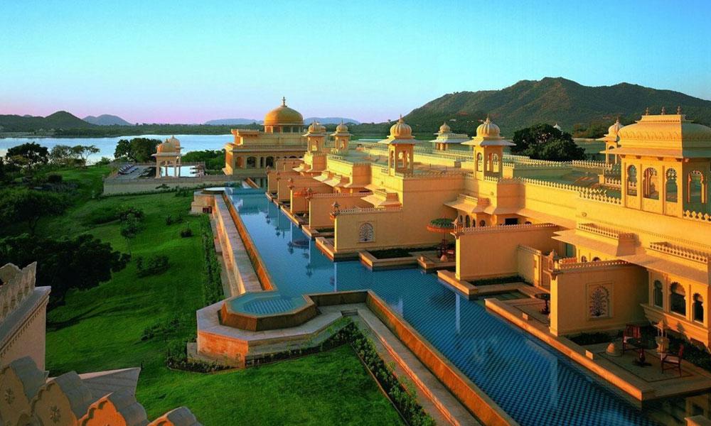 Luksuzni hotel u Indiji