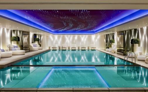 Moderan dizajn bazena