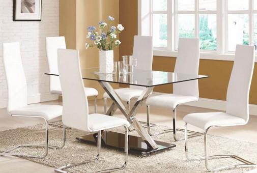 Pravougaoni trpezarijski sto