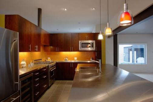 Rasveta u kuhinji