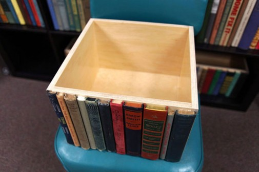 Ručno izrađena kutija