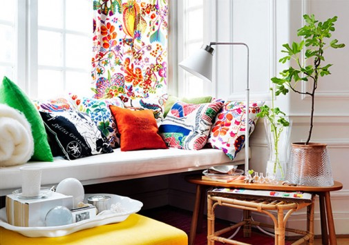 Šareni jastuci