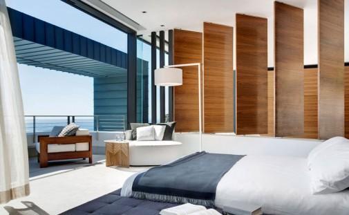 Spavaća soba sa pogledom