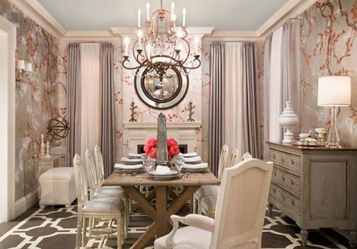Svečana i elegantna trpezarija