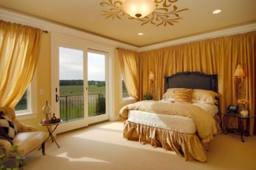 Tradicionalna spavaća soba
