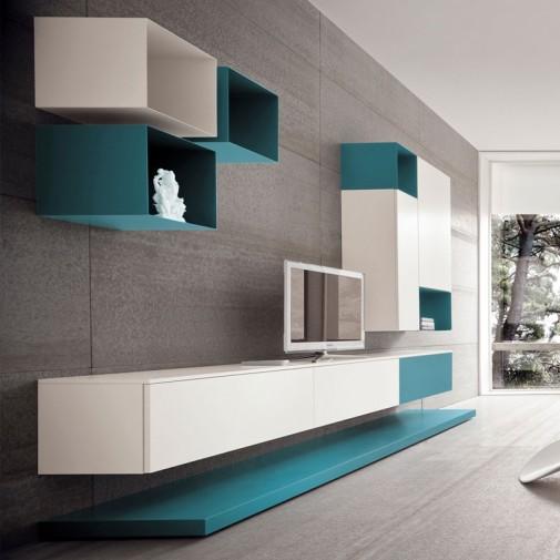 Moderne zidne jedinice za vašu dnevnu sobu   BravaCasa Magazin