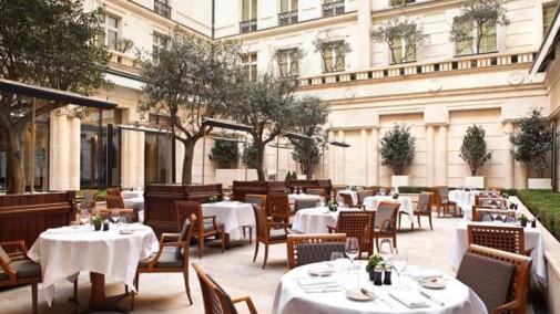 Restoran u evropskom stilu