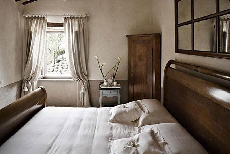 Rusticna spavaća soba  BravaCasa Magazin