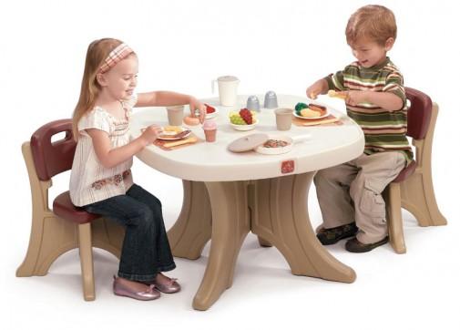Srazmerna visina između stola i stolice
