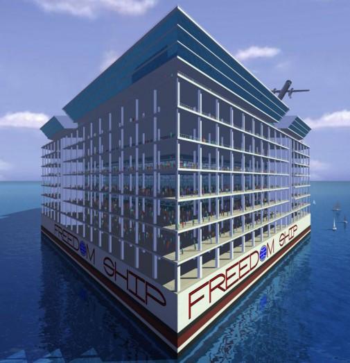 Brod Freedom slika8