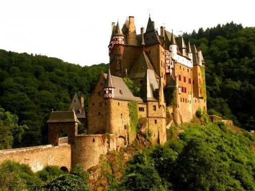 Burg Eltz dvorac