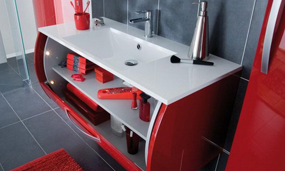 Crveno kupatilo