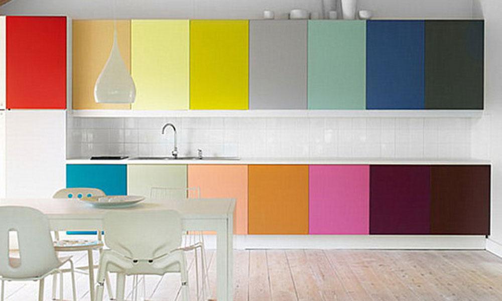 Dizajnerska rešenja za malu kuhinju