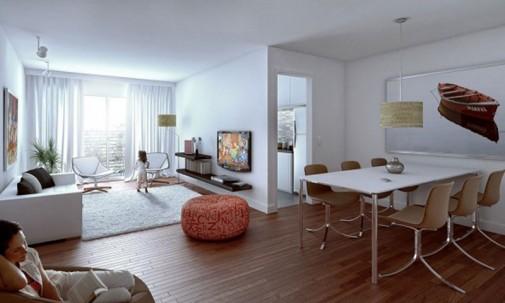 Dnevna soba i trpezarija slika2