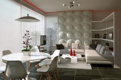 Dnevna soba i trpezarija slika5