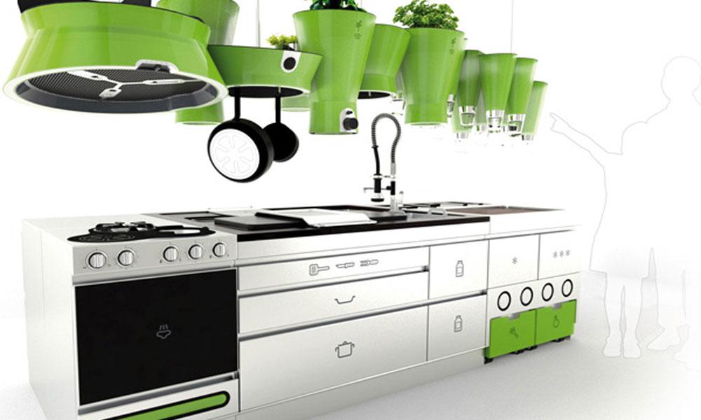 Ekokook kuhinja