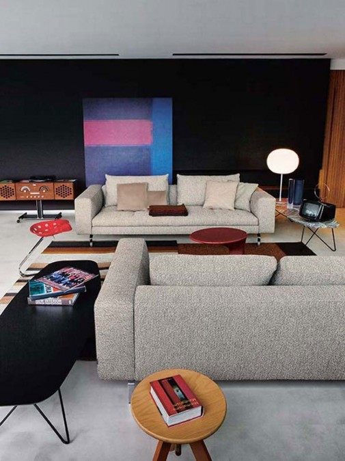 Krem sofa