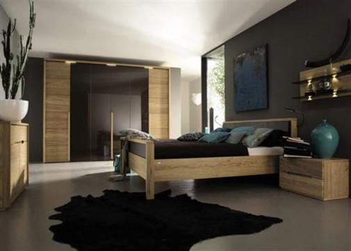 Kreveti su vrlo jednostavnog dizajna