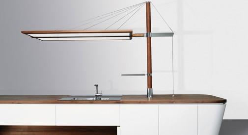 Kuhinja u obliku broda slika4