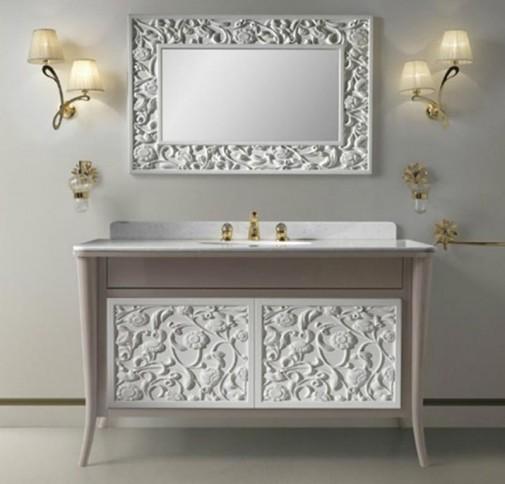 Lavabo i ogledalo