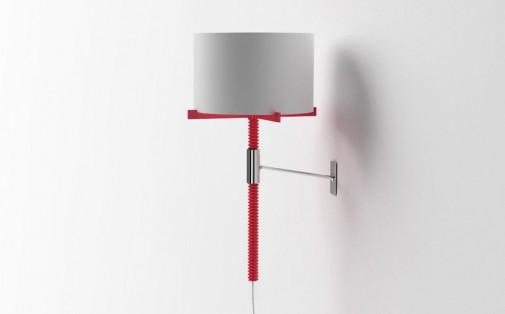 Lampa na zavrtanje