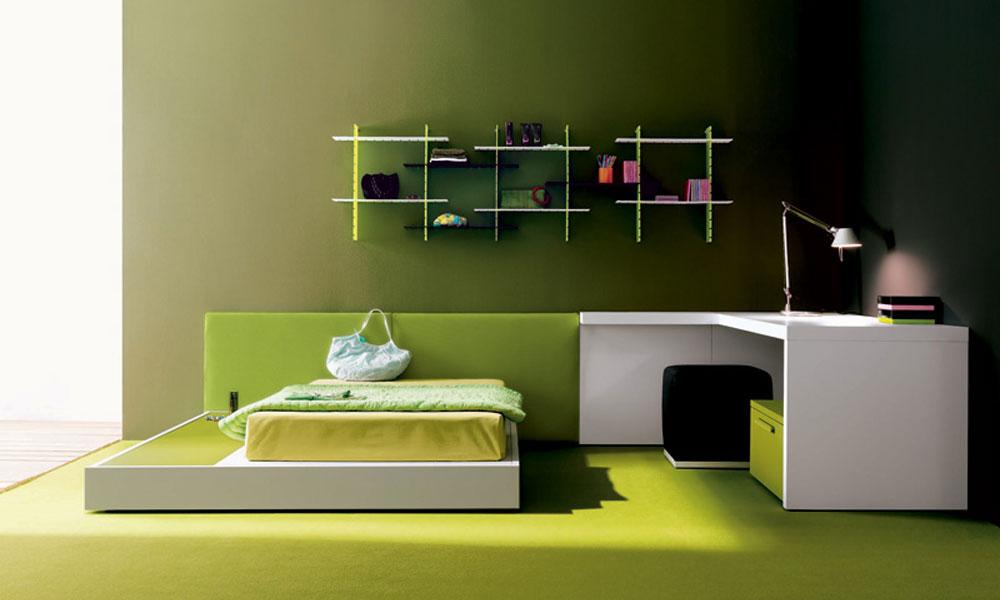 Moderne i elegantne sobe