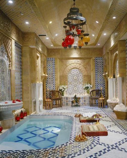 Mozaici u kupatilu