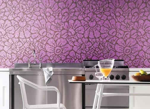 Mozaik pločice u kuhinji