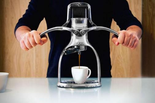 Neobičan aparat za kafu
