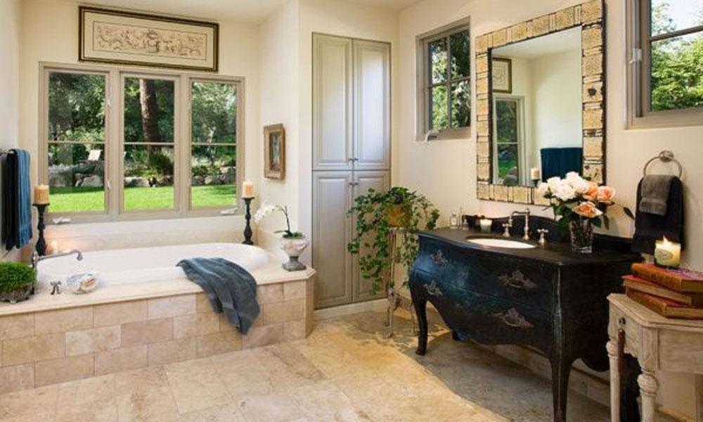 Neodoljiva kupatila sa starinskim šmekom