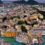 Olesund- Norveška