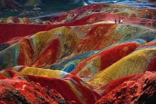Planinski reljef u Kini slika4